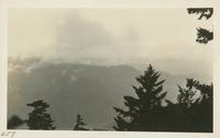 Sugarland Mt. from Bear Pen Hollow Trail May 18-19-1929 (image number 257)