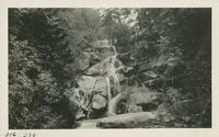 Falls on way to Guyot Aug 31 - Sept 1-2-1929 (image number 339)