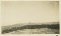 View of State Line from Gregory Bald Feb 15-1931 (image number 667)