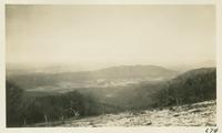 Cades Cove from Gregory Bald Feb 15-1931 (image number 674)