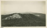Looking across state line from Thunderhead Spence Field in Right of Center. April 11-12-1931 (image number 708)