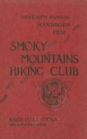 Smoky Mountains Hiking Club Program for 1932 and Other Information