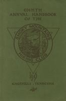 1933 Handbook of the Smoky Mountains Hiking Club