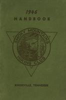 1946 Handbook of the Smoky Mountains Hiking Club