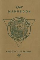 1947 Handbook of the Smoky Mountains Hiking Club