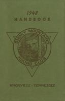 1948 Handbook of the Smoky Mountains Hiking Club
