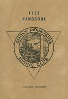 1953 Handbook of the Smoky Mountains Hiking Club
