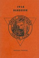 1954 Handbook of the Smoky Mountains Hiking Club