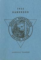 1955 Handbook of the Smoky Mountains Hiking Club