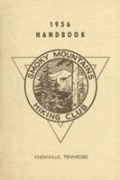 1956 Handbook of the Smoky Mountains Hiking Club