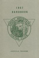 1957 Handbook of the Smoky Mountains Hiking Club
