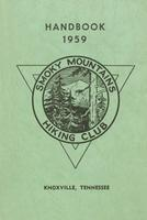 1959 Handbook of the Smoky Mountains Hiking Club