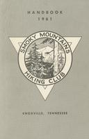 1961 Handbook of the Smoky Mountains Hiking Club
