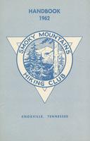 1962 Handbook of the Smoky Mountains Hiking Club