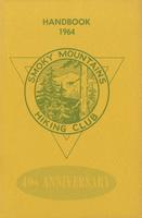 1964 Handbook of the Smoky Mountains Hiking Club