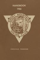 1966 Handbook of the Smoky Mountains Hiking Club