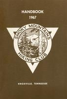 1967 Handbook of the Smoky Mountains Hiking Club