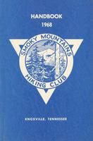 1968 Handbook of the Smoky Mountains Hiking Club