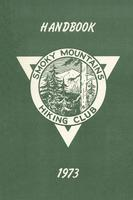 1973 Handbook of the Smoky Mountains Hiking Club