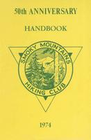 1974 Handbook of the Smoky Mountains Hiking Club
