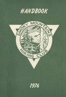 1976 Handbook of the Smoky Mountains Hiking Club