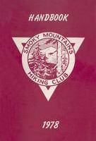 1978 Handbook of the Smoky Mountains Hiking Club