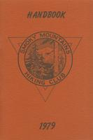 1979 Handbook of the Smoky Mountains Hiking Club