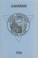1980 Handbook of the Smoky Mountains Hiking Club