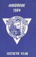 1984 Handbook of the Smoky Mountains Hiking Club