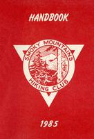 1985 Handbook of the Smoky Mountains Hiking Club