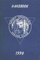 1990 Handbook of the Smoky Mountains Hiking Club