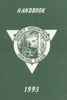 1993 Handbook of the Smoky Mountains Hiking Club
