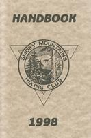 1998 Handbook of the Smoky Mountains Hiking Club