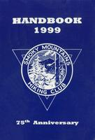 1999 Handbook of the Smoky Mountains Hiking Club