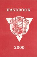 2000 Handbook of the Smoky Mountains Hiking Club