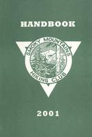 2001 Handbook of the Smoky Mountains Hiking Club