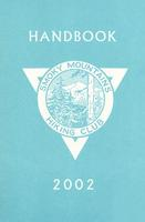 2002 Handbook of the Smoky Mountains Hiking Club