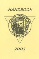 2005 Handbook of the Smoky Mountains Hiking Club