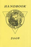 2009 Handbook of the Smoky Mountains Hiking Club