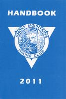 2011 Handbook of the Smoky Mountains Hiking Club
