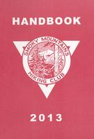 2013 Handbook of the Smoky Mountains Hiking Club