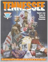 University of Tennessee Swimming-Diving media guide, 1992-1993