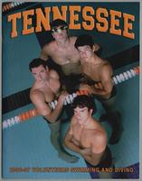 University of Tennessee Swimming-Diving media guide 2006-2007