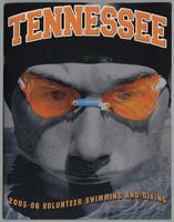 University of Tennessee Swimming-Diving media guide 2005-2006