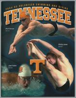 University of Tennessee Swimming-Diving media guide 2004-2005