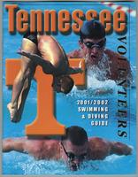 University of Tennessee Swimming-Diving media guide 2001-2002