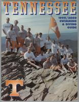 University of Tennessee Swimming-Diving media guide, 1999-2000