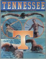 University of Tennessee Swimming-Diving media guide, 1998-1999