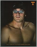 University of Tennessee Swimming-Diving media guide 2010-2011