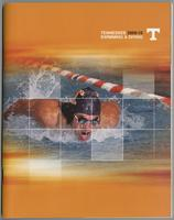 University of Tennessee Swimming-Diving media guide 2009-2010
